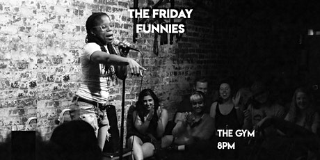 The Friday Funnies Showcase (DC's Best Stand-Up Comedy Show) tickets