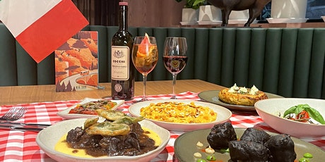 Big Sur Father's Day Italian Dinner Pop-up tickets