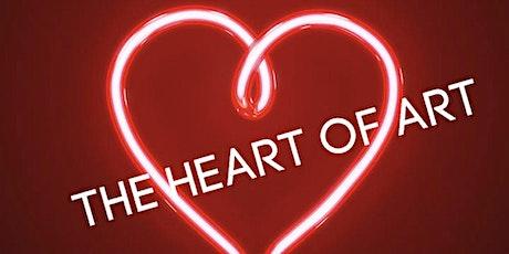 4 The Heart of Art: A Creatives Arts Mixer. tickets