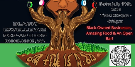 Our Time Is N:OW Juneteenth Pop-Up Shop tickets
