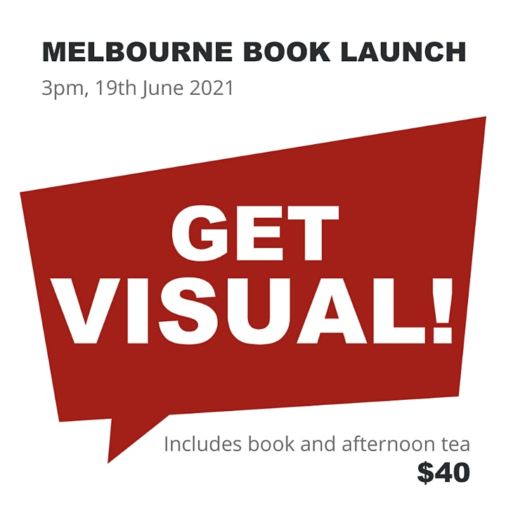 GET VISUAL! BOOK SIGNING EVENT! image