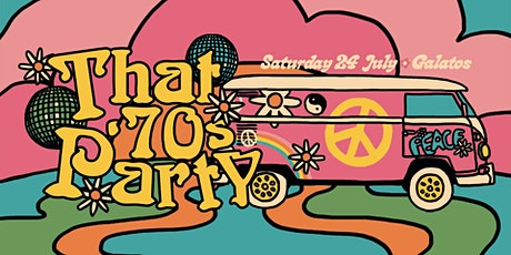 That '70s Party - Auckland tickets
