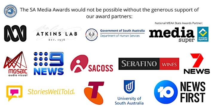 2021 SA Media Awards image