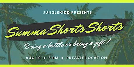 Summa Shorts Shorts tickets