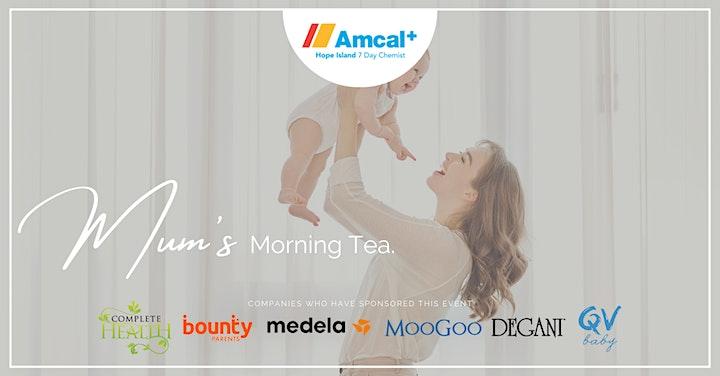 Mum's Morning Tea image