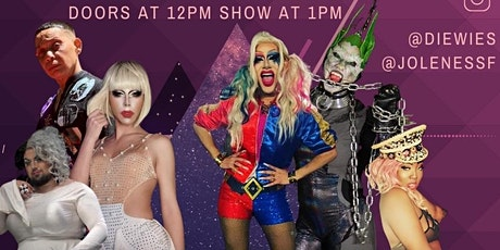 Sunday Brunch Drag Variety Show @ Jolene's! tickets