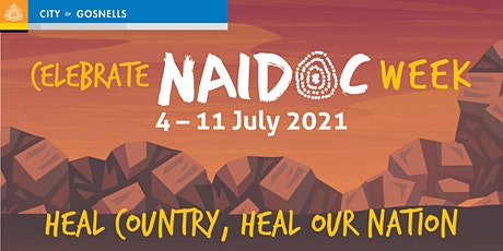 NAIDOC Week Cultural Walk tickets