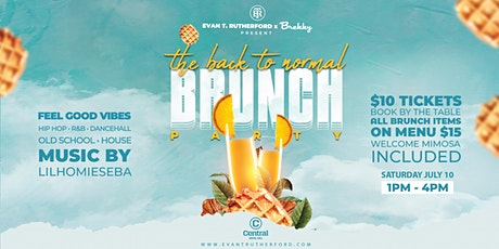 The Back to Normal Brunch! BREKKY! tickets