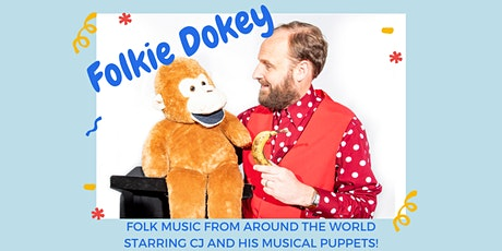 Folkie Dokey- School Holiday Event Wonthaggi Library tickets