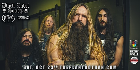 Black Label Society - Doom Trooping over North America tickets