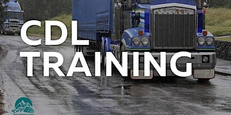 Teach Me To Drive Trucks New Class Orientation tickets