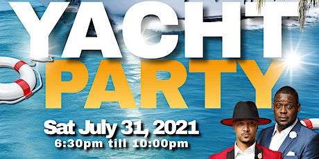 Appreciation Yacht Party tickets