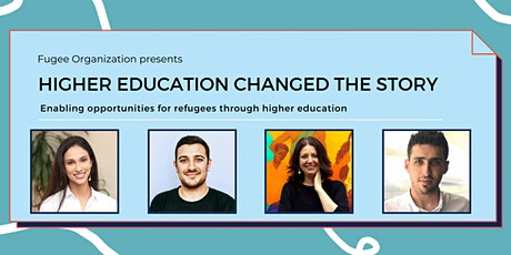 Higher Education Changed The Story tickets