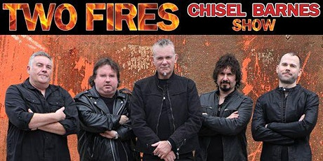 Two Fires Chisel Barnes Show - Panania Hotel - Aug 21 tickets