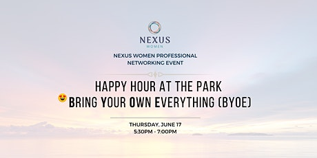 Happy Hour at the Park tickets