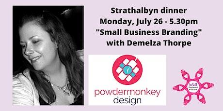 Strathalbyn dinner - Women in Business Regional Network -  Monday 26/7/2021 tickets