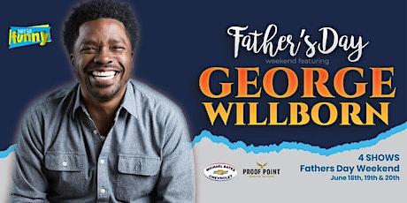 George Willborn   Saturday, June 19th @ 9:30p tickets