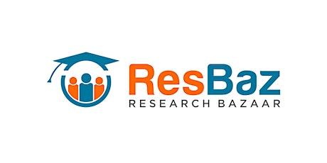 Research Bazaar 2021 Dunedin tickets