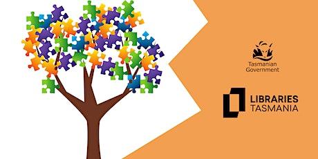 Puzzle Tree @ Launceston Library tickets