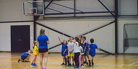 July 2021 School Holidays Netball Clinic 4-6 Year old tickets