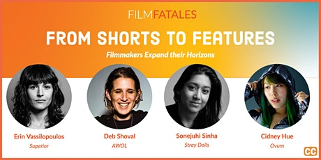From Shorts to Features tickets