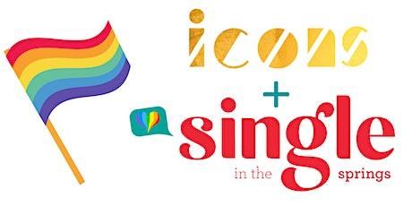 LGBTQ+ Singles Mingle tickets