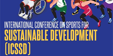 International Conference on Sports for Sustainable Development 2021 tickets