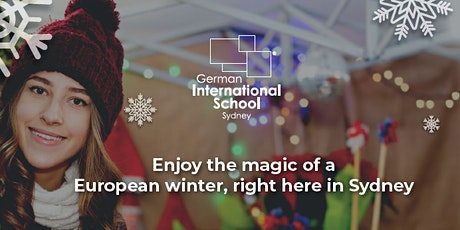 GISS Christmas Market 2021 - Enjoy the magic of a European winter in August tickets