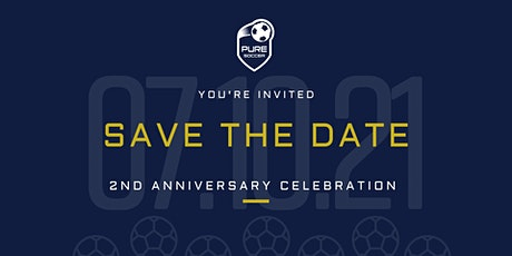 Pure Soccer 2nd Anniversary Celebration tickets