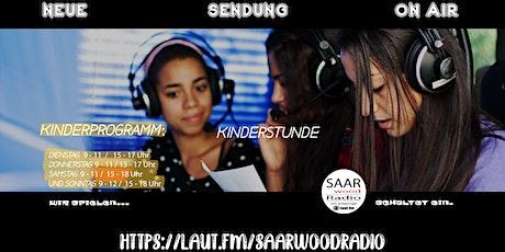 Kinderstunde / Children's hour / Radio-Show for Kids Tickets