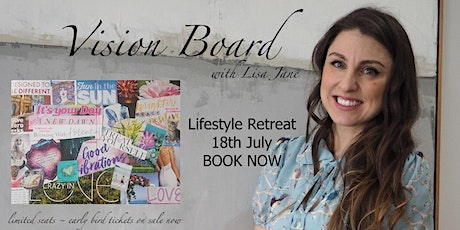 Vision Board Lifestyle Retreat tickets