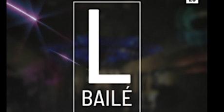 L' Baile // Jean P • Jason Munoz • Marcos Silva @ Fifth House, Brooklyn. tickets