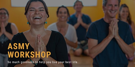Introduction to the Yoga Lifestyle (Community Workshop) tickets
