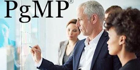PgMP Certification Training in Cincinnati, OH tickets