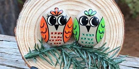 Wood Slab OWL Workshop - 1-2pm tickets