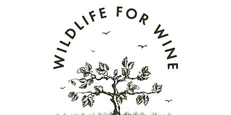 Wildlife for Wine Barossa Community Planting @Tscharke's tickets