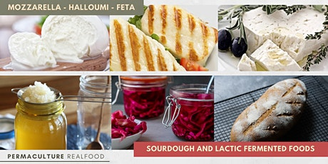 Cheese, Sourdough & Fermented Foods Workshops -Mackay tickets