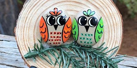 Wood Slab OWL Workshop - 10-11am tickets