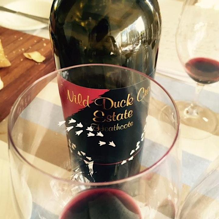 Wild Duck Creek Winemakers Dinner - Sydney image