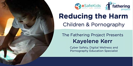 Reducing the Harm: A Discussion about Children & Pornography tickets