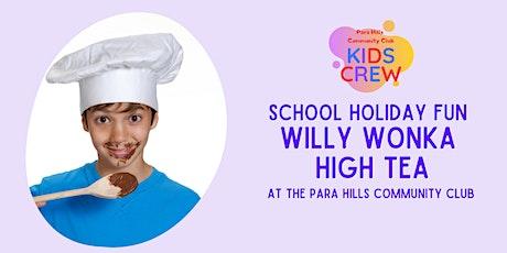 Willy Wonka High Tea tickets