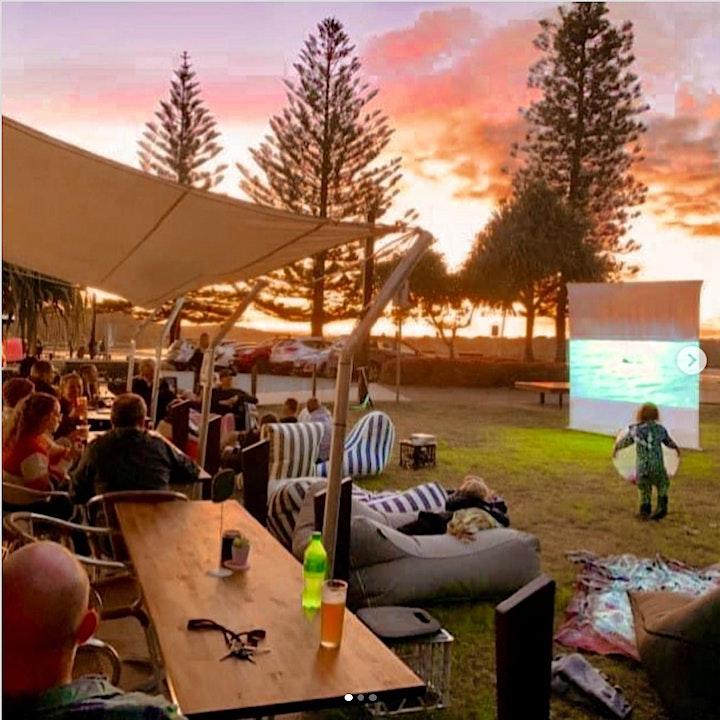 Kids Outdoor Movie Night Lake Currimundi image