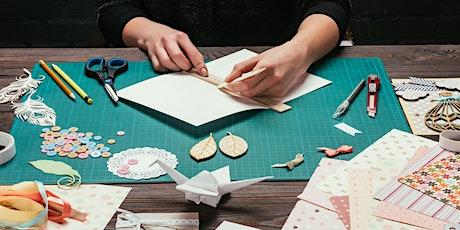 Zine Making Workshop_ 8 -12 years_ School Holidays tickets