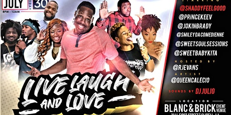 Live laugh and love Comedy Show tickets