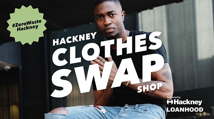 LOANHOOD Clothes Swap supported by Hackney Council image
