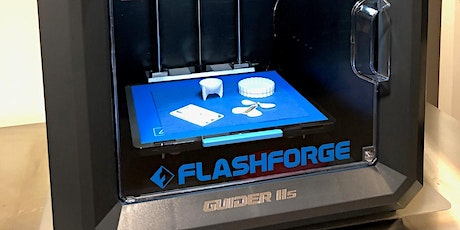 Introduction to 3D printing - Woodcroft Library tickets