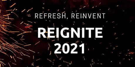 Reignite Your Life 2021: Firewalk tickets