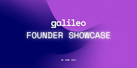 Galileo Ventures  Founder Showcase 2021 tickets