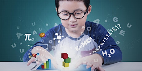 Let's Get Mathematical: Online (8 -13 years) tickets