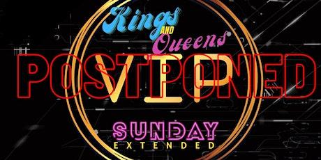 VIP SUNDAY (POSTPONED) tickets